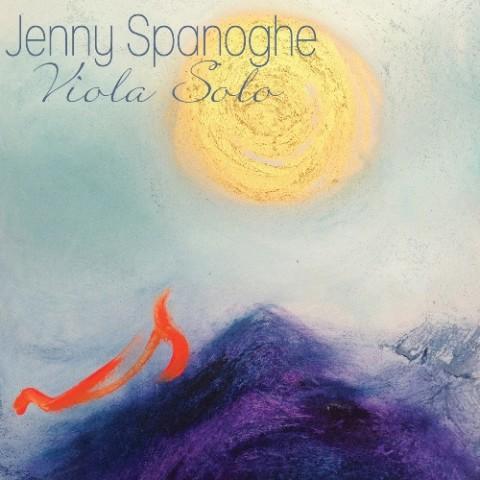 Jenny Spanoghe - Viola Solo - Front 500