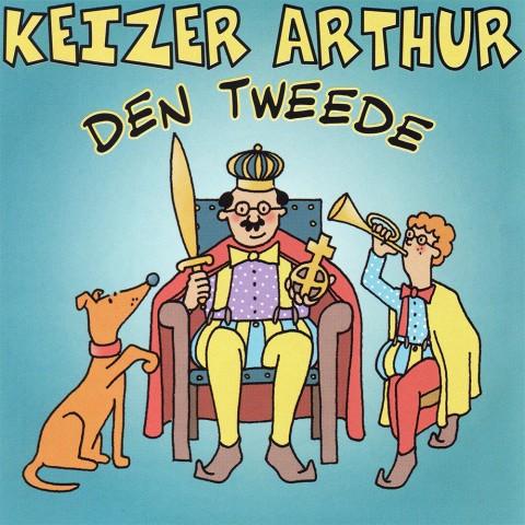 Keizer-Arthur-Den-Tweede---front