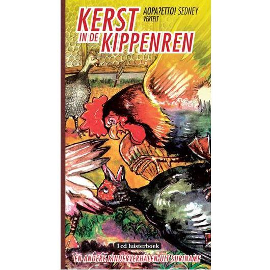 Aopa Etto Sedney - Kerst In De Kippenren 530530