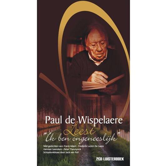 Paul de Wispelaere - Ik ben Ongeneeslijk 530530
