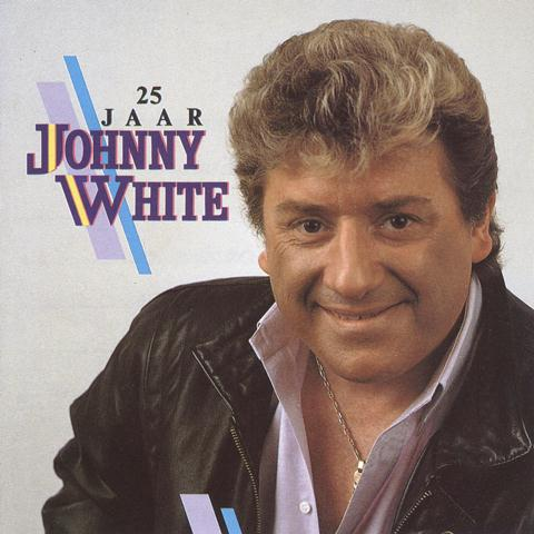 25 Jaar Johnny White - Front - small