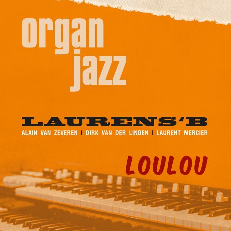 Laurens B CD Cover R