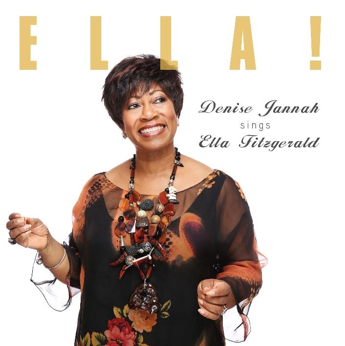Denise Jannah CD Cover R