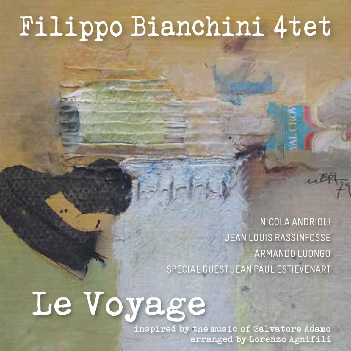 Filippo Sax CD Cover R
