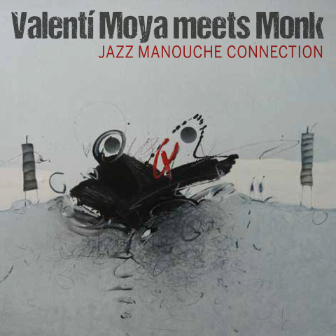 Monk Manouvhe CD Cover R